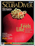 Scuba Diver AustralAsia Thai Surprise cover