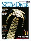 Scuba Diver AustralAsia Lankayan cover