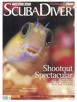Scuba Diver AustralAsia Issue 3, 2008