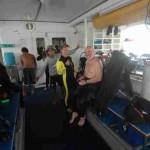 Ocean Rover Dive Deck