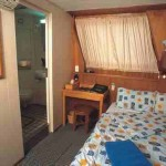 Ocean Rover Bedroom and En Suite Toilet
