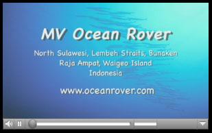 Ocean Rover video