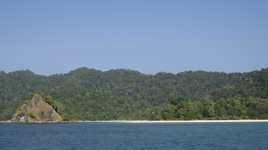 Kyunn Phi Lar Beach, Burma