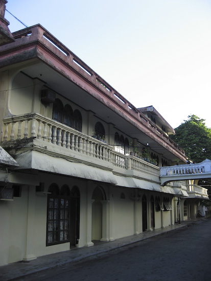 One Of Banda Naira's Colonial-Era Buildings