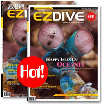 EZ Dive Magazine Issue 1