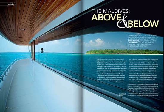 MV Sachika – Luxury Liveaboard Diving In The Maldives