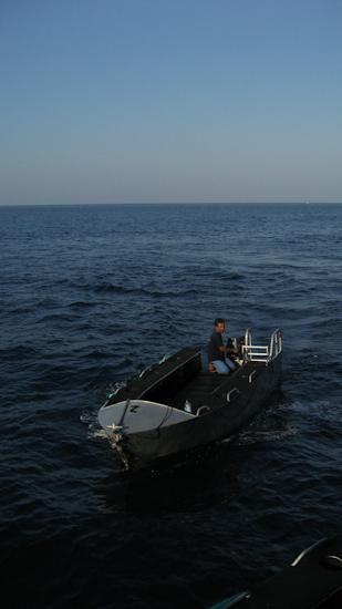 MSY Damai Tender Boat