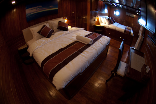 MSY Damai Cabin 1