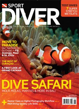 Bali Dive Safari: Sport Diver Magazine