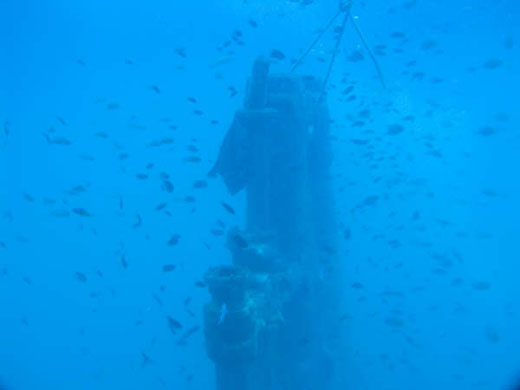 Diving On The USS Lagarto