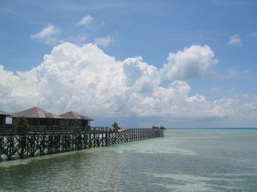 Kapalai Resort: Sipadan Diving