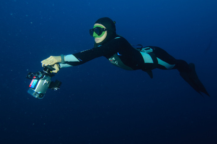 Ai Futaki's World Record Freediving Attempt: An Interview
