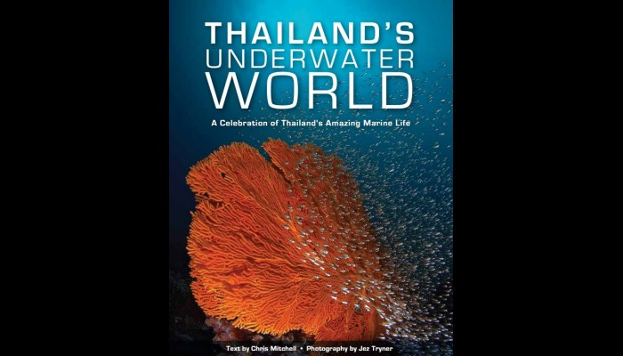 My First Book Is Out Now – Thailand's Underwater World