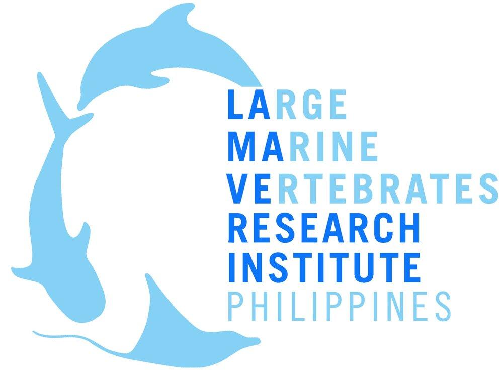 LAMAVE logo (Large Marine Vertebrates Research Institute)